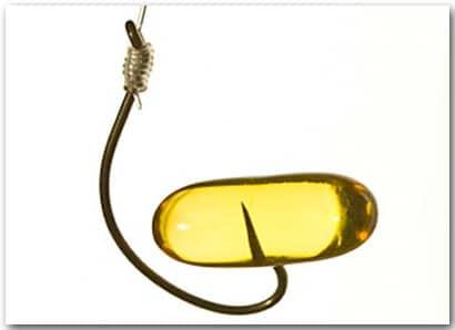 Fish Oil Contains Mercury